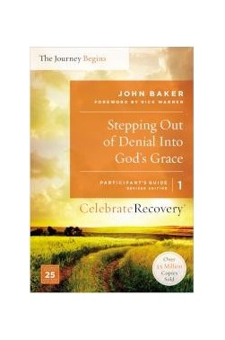 Stepping Out of Denial Into God's Grace (Participant's Guide 1)
