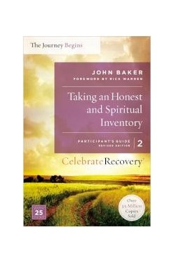 Taking an Honest and Spiritual Inventory (Participant's Guide 2)