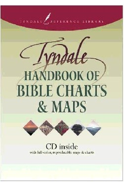 Tyndale Handbook of Bible Charts and Maps [With CD]