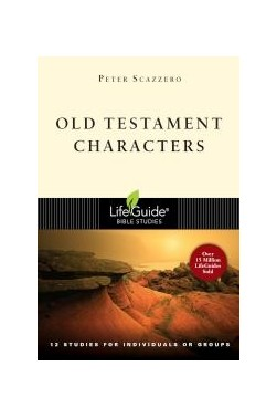 9781629110561Old Testament Characters, LifeGuide Character Bible Study