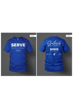 T-Shirt Serve 2019